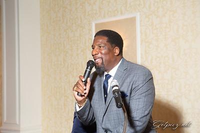 Pastor Jordan  event