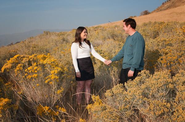Kelsey & Justin Engagements