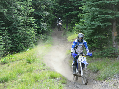 Tanuem Quartz Mt Windy Pass July 27, 2014