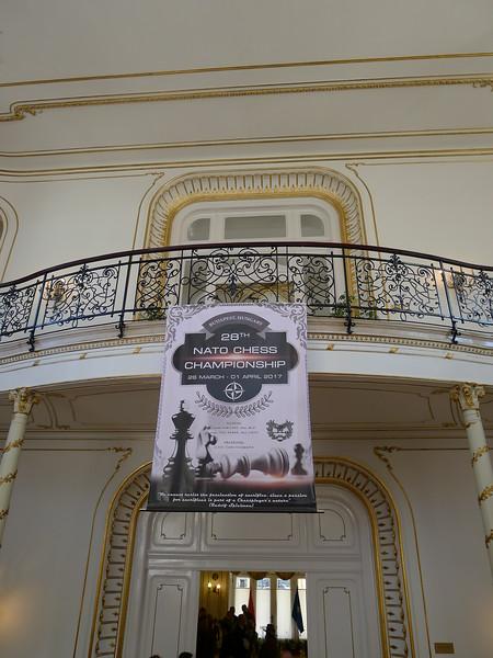Venue - Stefánia Palace