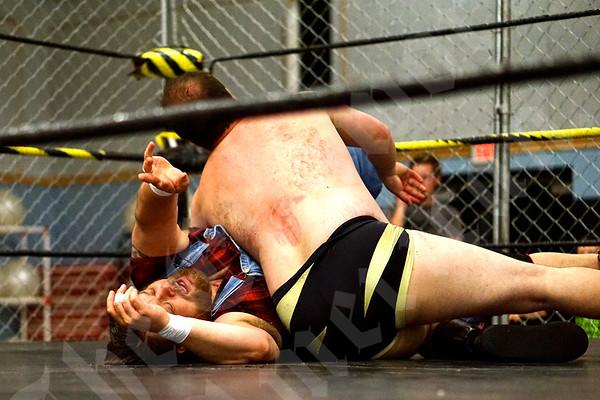 Pro wrestling 8/8/2015