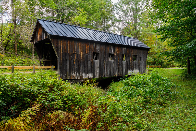 Salmond Covered Bridge