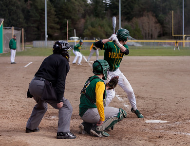 Set five: Vashon Island High School Baseball v Darrington
