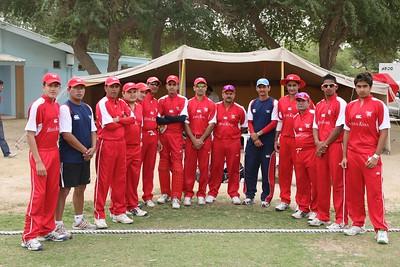 Hong Kong v. Nepal, 31 Mar 2010