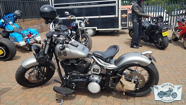 Sykes Harley Davidson 20 June