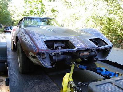 1976 Cehvrolet Corvette