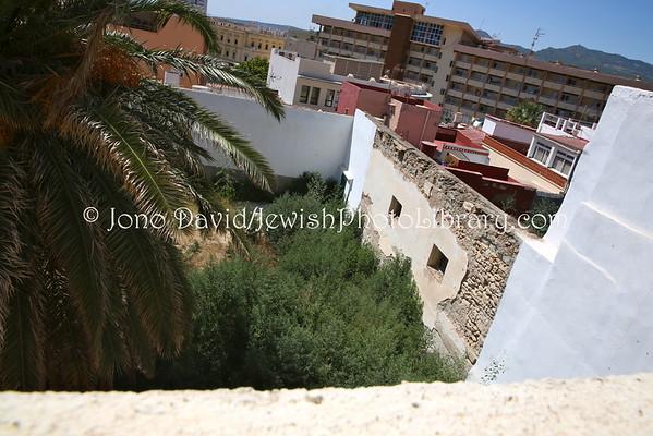 MELILLA (Spain). Ancient Jewish Cemetery (Antiguo Cementerio Judío) (8.2015)