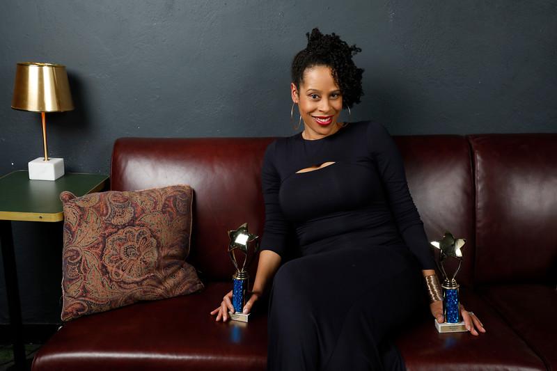 2019 LA Stage Alliance Ovation Awards Portraits