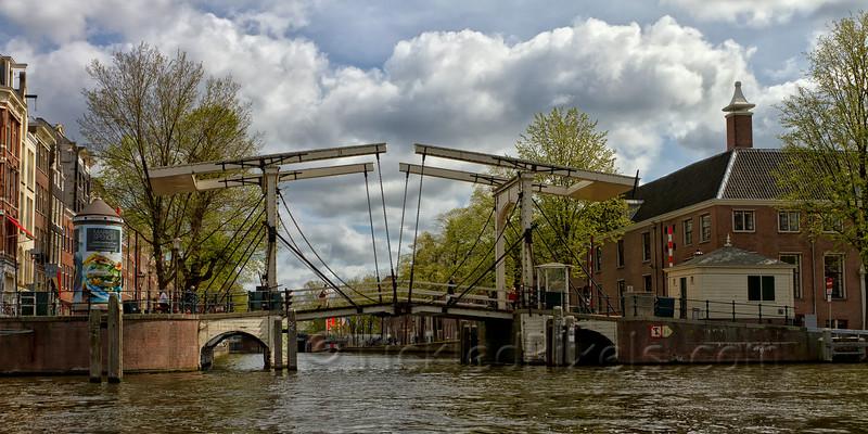 Herengracht Canal Drawbridge