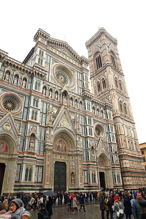 Florence, Italy - 12/3/18