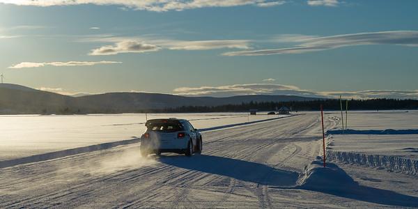 LAPLAND Ice Driving - Arjeplog Northern Sweden