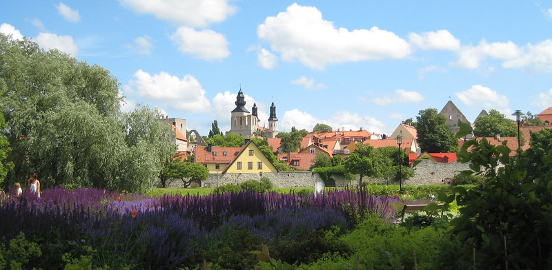 Another view of Visby