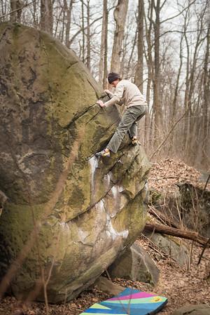 Mt. Gretna Climbing photography by Danielle Vennard