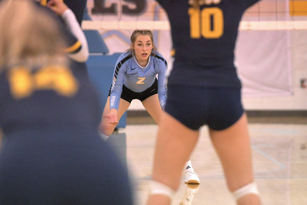 Sheridan College Volleyball vs. Laramie County Community College