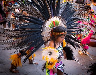 El Señor de la Conquista celebrations, San Miguel de Allende
