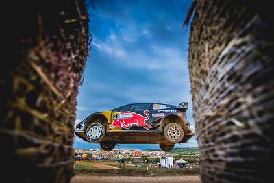 WRC Rally Sardegna 2018