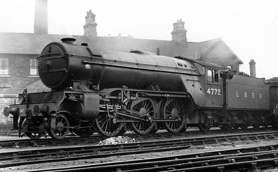 Gresley V2 LNER era