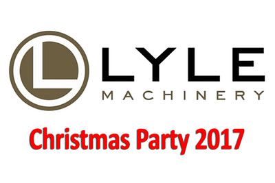 2017-12-08 Lyle Machinery Christmas Party