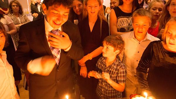 Jackson's Bar Mitzvah Party