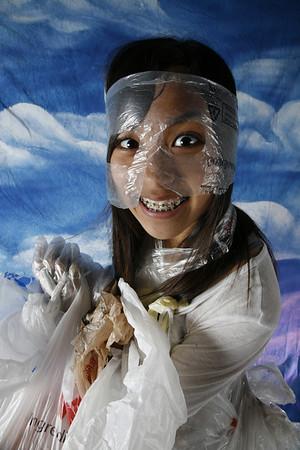 eco pearl plastic villian