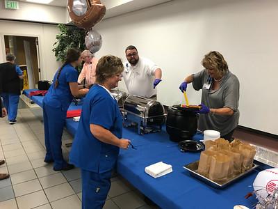 Coworker Survey Participation Celebrations (July 2018)