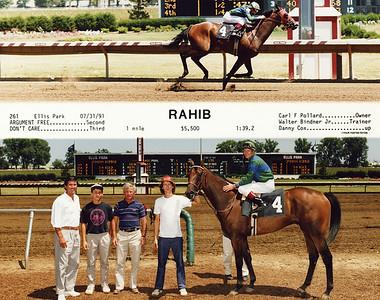 RAHIB - 7/31/1991