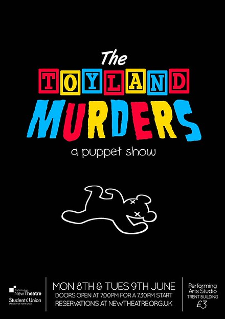 The Toyland Murders poster