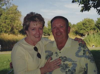 Mom & Dad's 40th Anniv. Picnic 10-2003