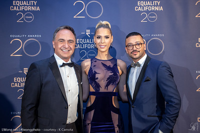 Equality California | 20th Anniversary | Step and Repeat 2019