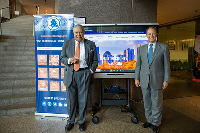 Website Launch Event at Government Center, Nov 13 2019
