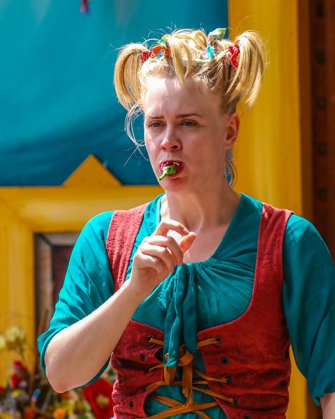 The New York Renaissance Faire, 23 August 2015, Tuxedo Park, NY.