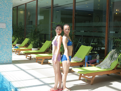 By The Pool, Yang Sheng - September 29, 2012