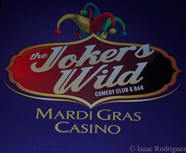 Mardi Gras Casino Comedy Challenge 2014