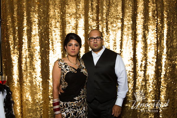 Neha & Jithin Reception Photobooth