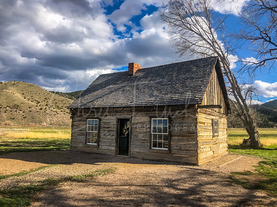 Butch Cassidy's Childhood Home Circleville Utah