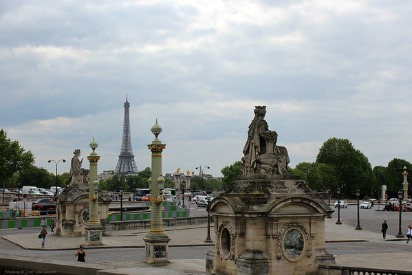 Paris Day One