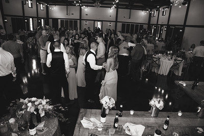 The Sitton Wedding Reception