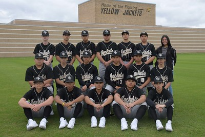 2020 Baseball Team Pictures