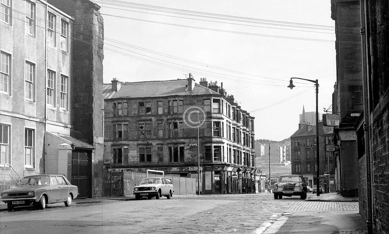 Parson St at Barony St   3/73