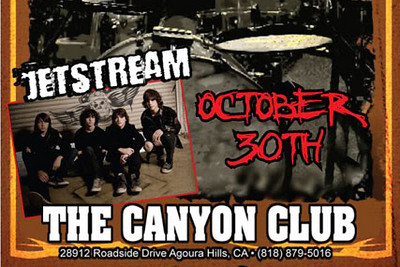 2009-10-30, Jetstream, The Canyon Club, call for pricing
