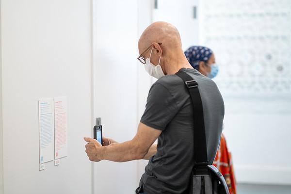 """Bloomberg Connects App @ El Museo's """"Estamos Bien"""""""