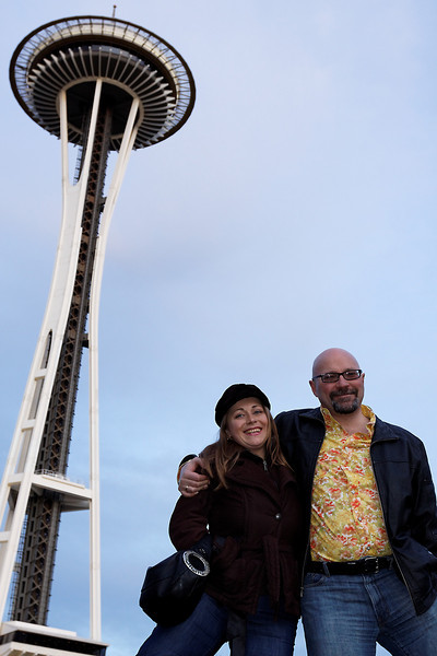 Friends - Space Needle