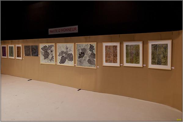 2011-11-13 Exposition Hideko Hattori Chaponost