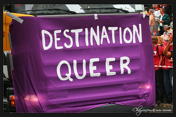 Prideparaden - Lördag 2 aug 2008