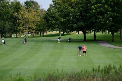Oswego Girls Golf Team 2016