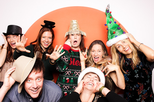 BARRE3 HOLIDAY PARTY 2019