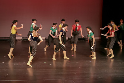 LEGACY DANCE RECITAL 6-2-12