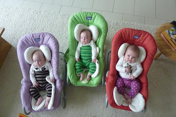The Facchinetti Triplettes