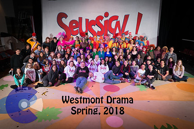 Seussical Cast & Crew