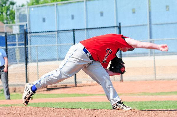 17U Northridge vs Cherry Creek - June 24th 2012